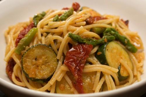 cucina, ricette, ricetta, asparagi, zucchine, primi, primi piatti,