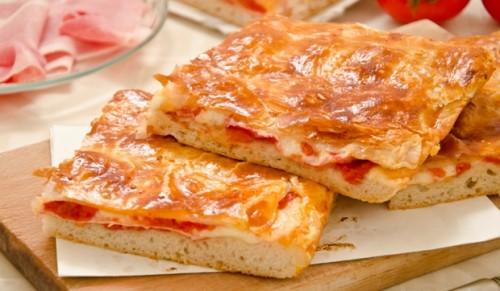 la parigina – pizza rustica