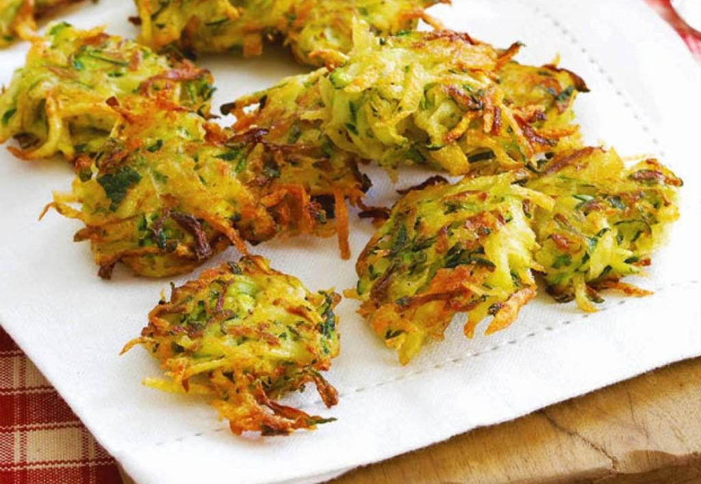 Frittelle Di Zucchine Ricetta Ed Ingredienti Dei