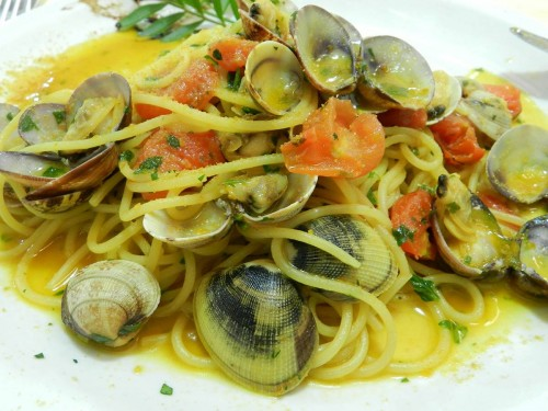 cucina, ricette, ricetta, pasta, zafferano, primi piatti, primi con pesce,