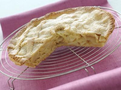 apple pie (crostata di mele all'inglese)