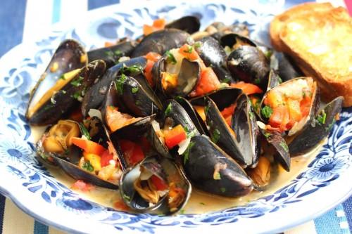 cozze, cucina, ricette, ricetta, mitili, ricette di pesce,