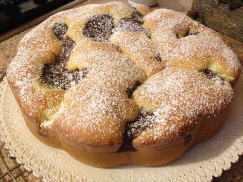 torta nua, cucina, ricette, ricetta, dolci, torte, torta, crema