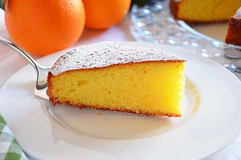 cucina, dolci, ricette, ricetta, torte, torta all'arancia