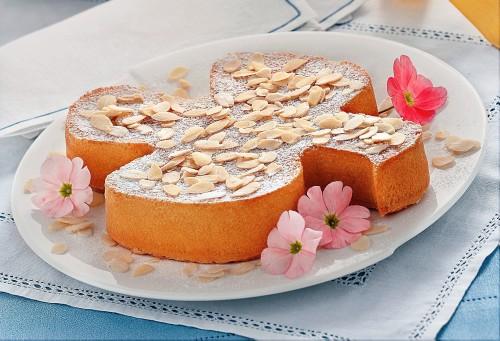 cucina, ricette, ricetta, dolci, colomba, pasqua, torte, torta, torta paradiso, ricette pasquali,