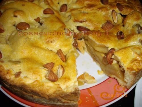 torta di mele in crosta.JPG
