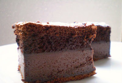 torta magica, cucina, ricette, ricetta, dolci, cioccolato, torta magica al cioccolato