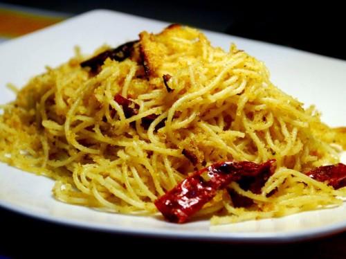 cucina, ricette, ricetta, primi piatti, peperoncino, aglio e olio,