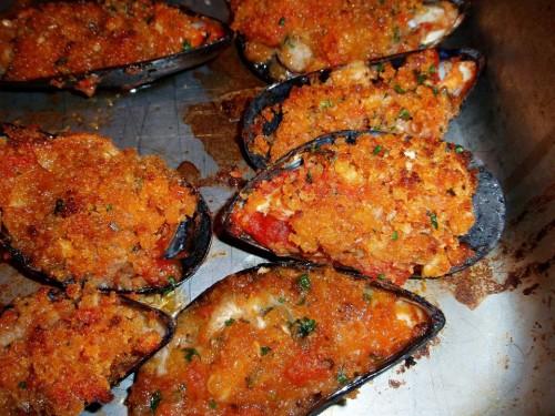 cucina, ricette, ricetta, cozze, ricette pasqua, cozze gratinate, antipasti,