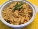 """Ricetta pasta e ceci napoletana la pasta e ceci...  azzeccata"""" (cremosa)"""